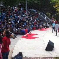 Photo taken at Facultad de Comunicación y Mercadotecnia de la UDLSB by Ami JL M. on 9/24/2013