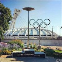Photo taken at Olympic Stadium by Dustin G. on 7/16/2013