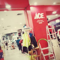Photo taken at ACE Hardware by Zahr on 1/3/2015