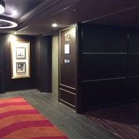 Photo taken at Sheraton Grande Tokyo Bay Hotel by Oiwake Y. on 10/1/2016