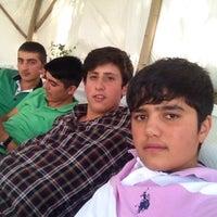 Photo taken at dağdibi alabalık tesisi by Fatih H. on 9/6/2014