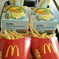 Photo taken at McDonald's by Evyne W. on 10/3/2016