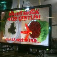 Photo taken at Biricik Bistro Cafe & Restaurant by Ecrin S. on 10/27/2013