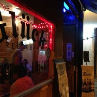 Photo taken at Glück Resto-Bar by barrioitalia.tv on 3/6/2013