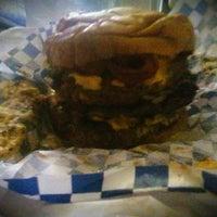 Photo taken at Scott's Burger Shack by Rachele on 5/3/2013