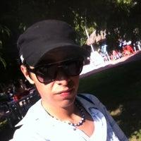 Photo taken at Balneario la Cruz by Mono G. on 7/27/2014