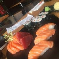 Photo taken at Ai Sushi by Bay H. on 5/7/2016