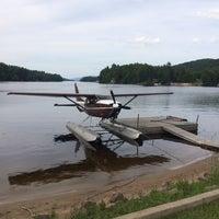 Photo taken at Long Lake by Dan L. on 6/28/2014