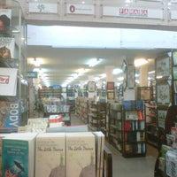 Photo taken at Fahasa Nguyễn Huệ Bookstore by Shu D. on 4/9/2013