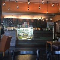 Photo taken at PH1b coffee bar by Jannarong P. on 4/24/2016