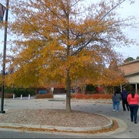 Photo taken at Colonial Williamsburg Regional Visitor Center by E M. on 11/18/2012