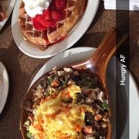 Photo taken at Cozy Corner Restaurant & Pancake House by Juan G. on 1/17/2015