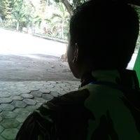 Photo taken at SMA Negeri 2 Kediri by Putri P. on 3/8/2014
