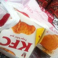 Photo taken at KFC by Rienna M. on 1/12/2014