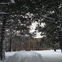 Photo taken at Sheldon Hall by Tatiana T. on 2/4/2013