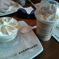 Photo taken at Starbucks Coffee by Fiorella B. on 2/15/2014