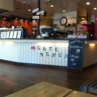 Photo taken at Cafe Bench by David C. on 11/11/2012