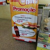 Photo taken at D'avó Supermercados by Alexandre V. on 12/31/2013