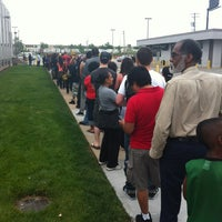 Photo taken at Illinois Secretary of State Driver Services Facility by Michael D. on 6/29/2013