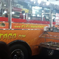 Photo taken at El Flamin' Taco by Tanveer A. on 9/26/2014