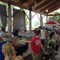 Photo taken at Little Rock Farmers' Market by Sam E. on 6/22/2013