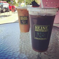 Photo taken at Heine Brothers' Coffee by Erica E. on 9/19/2015