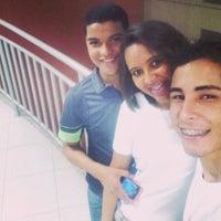Photo taken at SENAC by Luiz Fernando B. on 8/14/2014