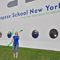 Photo taken at Trapeze School New York (TSNY) - Washington DC by Trapeze School New York (TSNY) - Washington DC on 9/13/2013