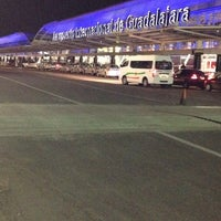 Photo taken at Guadalajara International Airport (GDL) by Edna F. on 10/17/2013
