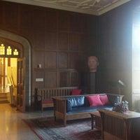 Photo taken at Vassar College by Rey R. on 11/14/2012