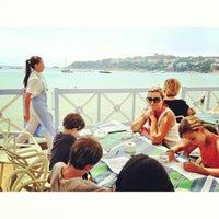 Photo taken at La Taverna del Mar by Jasmin R. on 7/19/2013