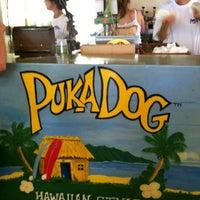 Photo taken at Puka Dog by Katie O. on 6/25/2013