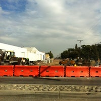 Photo taken at Monrovia Station by Kryss S. on 12/17/2012