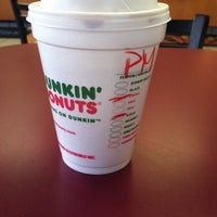 Photo taken at Dunkin Donuts by Ed O. on 11/9/2013