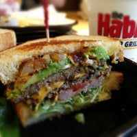 Photo taken at The Habit Burger Grill by MyLastBite on 7/29/2013