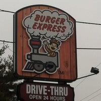 Photo taken at Burger Express by Craig B. on 3/16/2013
