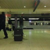Photo taken at JR Narita Airport (Terminal 1) Station by Carl T. on 4/13/2014