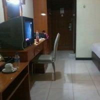 Photo taken at Hotel MJ by Khadafy K. on 9/21/2013
