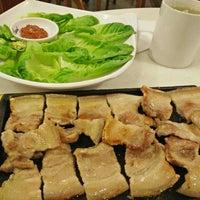 Photo taken at Hi Seoul Korean Fusion Foods by Khris N. on 9/24/2015