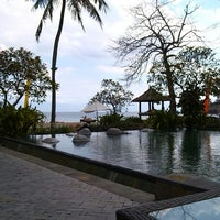 Photo taken at Sheraton Senggigi Beach Resort by andreas d. on 7/20/2013