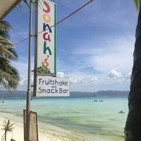 Photo taken at Jonah's Fruitshake and Snackbar by Desiree Joy M. on 4/11/2013