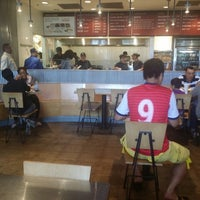 Photo taken at Chipotle Mexican Grill by Valencia J. on 9/28/2014