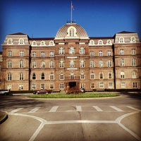 Photo taken at Vassar College by Daniel L. on 4/26/2013