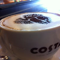 Photo taken at Costa Coffee by Shubhra P. on 11/9/2013