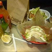Photo taken at Chipotle Mexican Grill by Dana B. on 10/26/2012