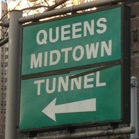 Photo taken at Queens-Midtown Tunnel by Scott A. on 2/15/2013