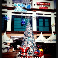 Photo taken at West Mall by Arvin O. on 12/22/2012