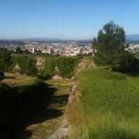Photo taken at Castell de Montjuïc by Adrià C. on 5/15/2014
