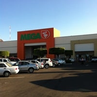 Photo taken at Mega Comercial Mexicana by Ed R. on 2/25/2012