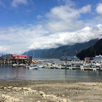 Photo taken at Horseshoe Bay Park by Petr E. on 7/23/2016